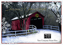 Country Connection Holiday Logo Cards